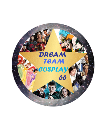Dream Team Cosplay 66